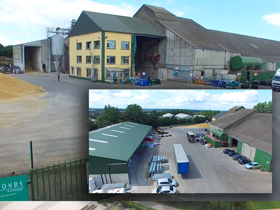 Drummonds Navan - Feed Mill